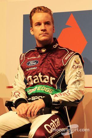 Mads Ostberg, Qatar M-Sport World Rally Team