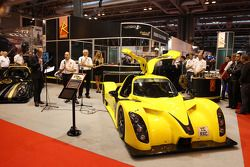 Andy Wallace and Phill Abbott, Radical MD, unveil the all-new Radical RXC
