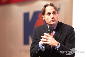 Adam Parr, Former CEO Williams, on the Autosport Stage