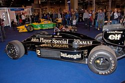 Ayrton Sennas Lotus