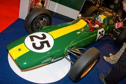 Une Lotus vintage
