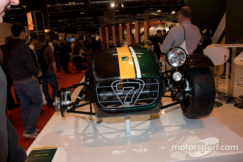Caterham Display