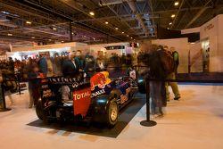 F1 Car Display