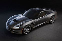 De 2014 Chevrolet Corvette Stingray