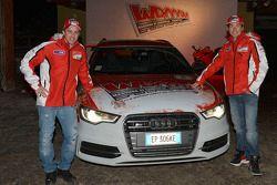 Andrea Dovizioso et Nicky Hayden, Ducati Marlboro Team