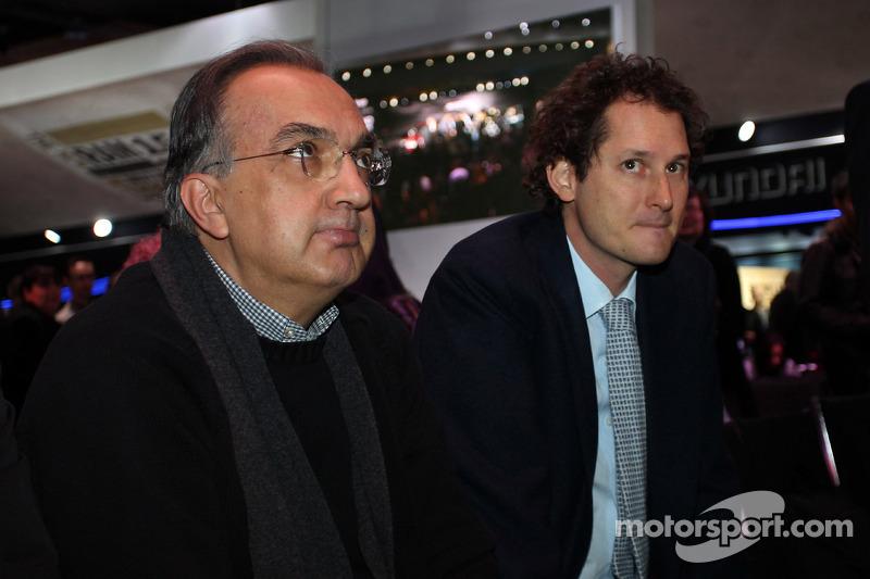 John Elkann, novo presidente da Ferrari