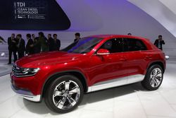 Volkswagen Cross Coupe