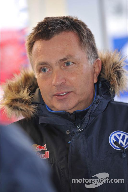 Jost Capito, Volkswagen Motorsport