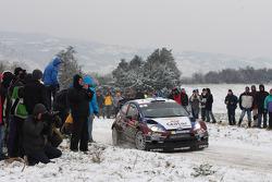 Juho Hanninen e Tomi Tuominen, Ford Fiesta WRC, Qatar M-Sport WRT
