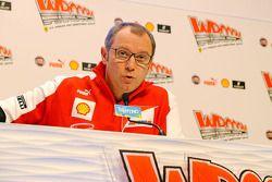 Stefano Domenicali, Algemeen Directeur Ferrari