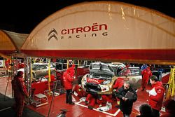 Sébastien Loeb et Daniel Elena, Citroën DS3 WRC, Citroën Total Abu Dhabi World Rally Team