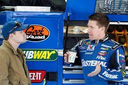 Ricky Stenhouse Jr. et Carl Edwards, Roush Fenway Racing Ford
