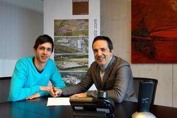 Rene Binder signs with Venezuela GP Lazarus