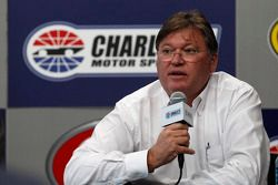 Robin Pemberton, NASCAR