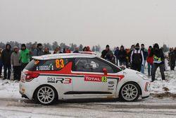 Andrea Crugnola e Michele Ferrara, Citroën DS3