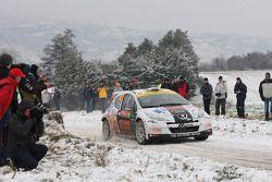 Michael Burri en Stéphane Rey, Peugeot 207 S2000