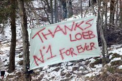 Merci à Sébastien Loeb