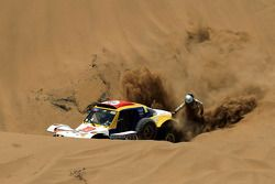 #389 Buggy MD Rallye: Philippe Gallois and Philippe Gosselin