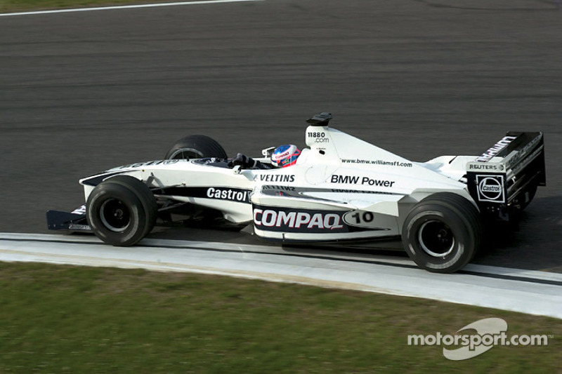 2000: Williams