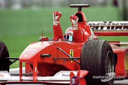 1. Michael Schumacher