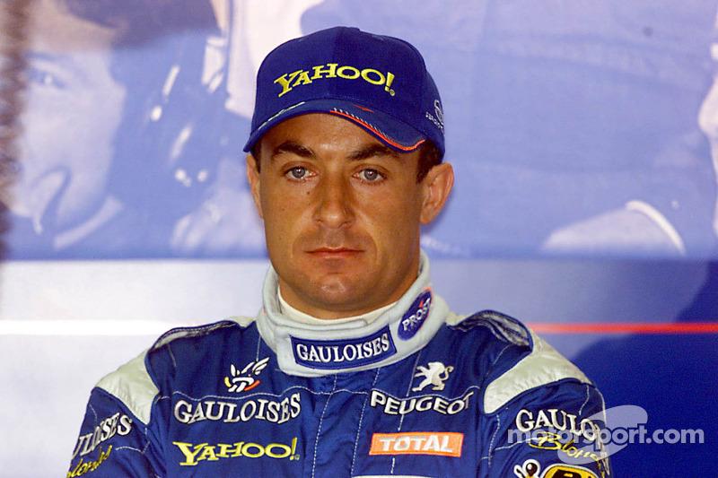 Jean Alesi. 201 grandes premios.