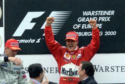 Podium: 1. Michael Schumacher, Ferrari