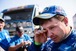 Truck winnaar Eduard Nikolaev