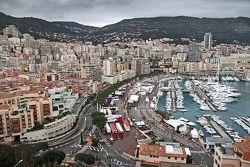Una vista de Monte Carlo