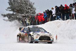 Bryan Bouffier e Xavier Panseri, Citroen DS3 WRC
