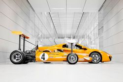 1969 McLaren M7C ve McLaren MP4-12C Spider