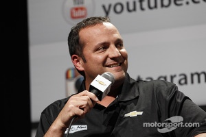 Greg Zipadelli, Director of Competition Stewart-Haas Racing
