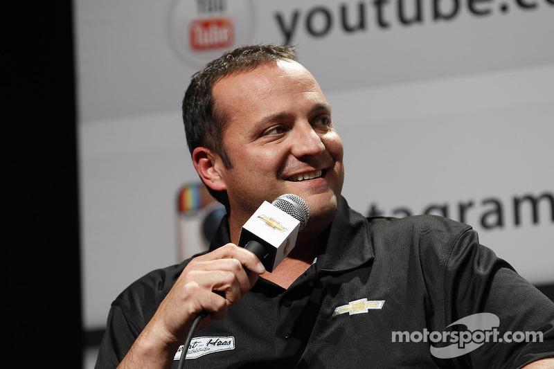 Greg Zipadelli, Director of Competition Stewart-Haas Racing