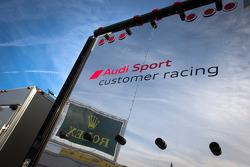 Audi Sport; transporte