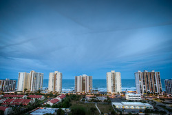 Uma visão de Daytona Beach