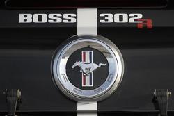 Mustang Boss 302R GT detalhe