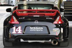 #14 Doran Racing Nissan 370Z: Tim Bell, B.J. Zacharias