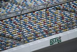Lugares aguardam fãs no Rolex 24