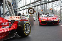 Презентация шин Pirelli 2013 года, Презентация.