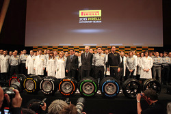 Tire unveiling