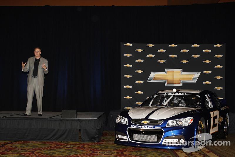 Chevrolet Presentatie