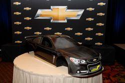 Chevrolet Presentation, wind tunnel model