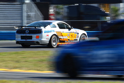 #68 Capaldi Racing Mustang Boss 302R GT: Craig Capaldi, John Yarosz