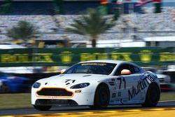 #71 Multimatic Motorsports Aston Martin Vantage: Tonis Kasemets, Michael Marsal