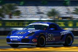 #50 Berg Racing Porsche Boxter: David Quinlan, John Weisberg