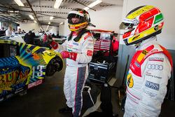 Frank Biela e Markus Winkelhock