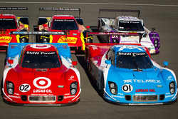 Chip Ganassi Racing with Felix Sabates BMW Riley cars