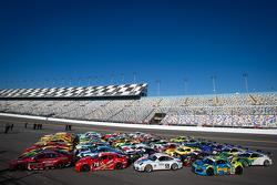 Grupo de fotos dos carros GT