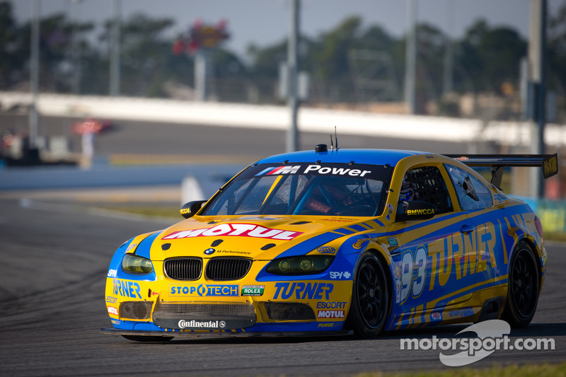 #93 Turner Motorsport BMW M3: Will Turner, Michael Marsal, Bill Auberlen, Maxime Martin, Andy Priaul