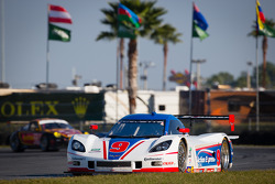 #9 Action Express Racing Corvette DP: Joao Barbosa, Mike Rockenfeller, Burt Frisselle, Christian Fit