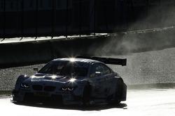 Timo Glock im Fahrzeug von Martin Tomczyk, BMW M3 DTM